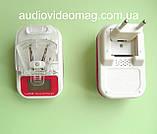 Універсальний зарядний пристрій (жабка) з індикатором заряду, фото 2