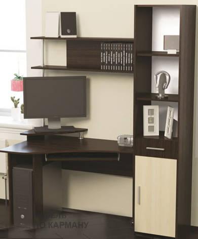 Стол угловой компьютерный Профи, фото 2