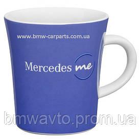 Фарфоровая кружка Mercedes-Benz
