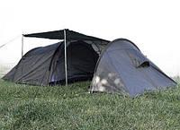 Палатка 3-х местная с кладовкой olive
