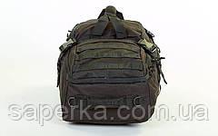 Сумка-рюкзак трансформер тактический, фото 3