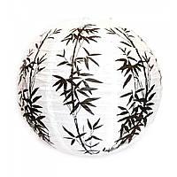Фонарик бумажный подвесной Бамбук