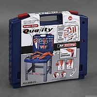 Набор инструментов 008-21 (12) в чемодане