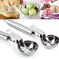 Ложка для мороженого с обводным механизмом, фото 1