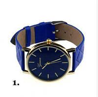 Часы женские наручные GENEVA (синие)