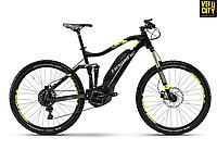 """Электровелосипед двухподвес Haibike SDURO FullSeven LT 4.0 27,5"""" 2018, фото 1"""