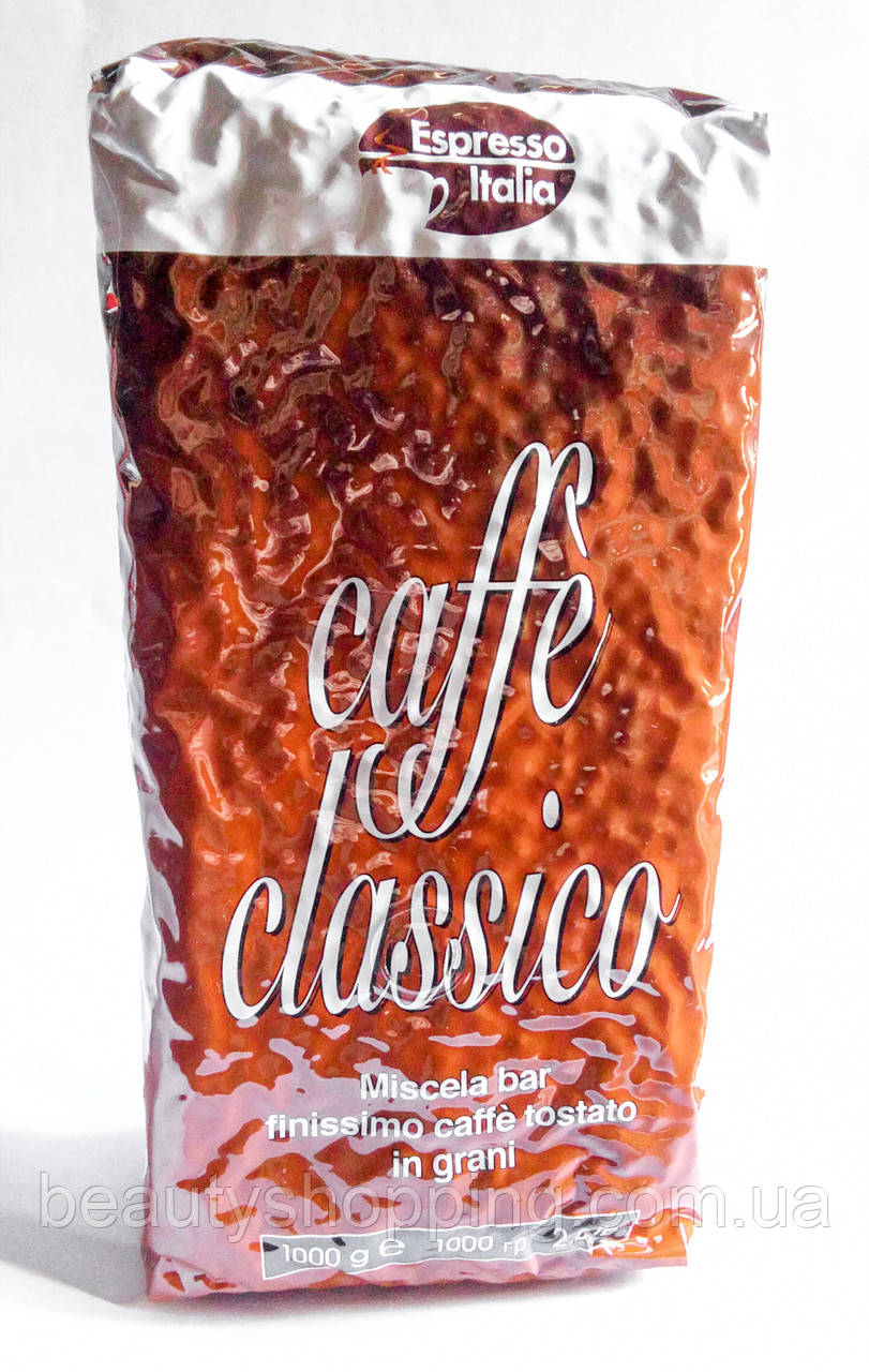 Кофе в зернах Caffe Classico Espresso Italia Caffe Miscela Bar 1 кг Italia