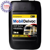 Масло Mobil Delvac XHP Extra 10W-40 20L Моторное для грузовых