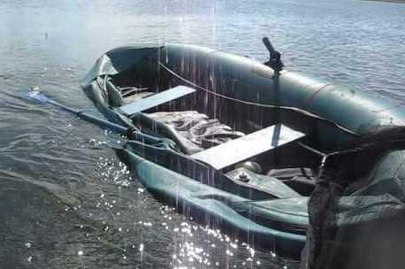 почему не стоит покупать бу надувную лодку