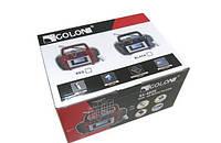 Портативный радио приемник Golon RX-662, радио-бумбокс Golon, радиоприемник, бумбокс колонка mp3 usb радио. Акция