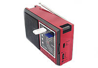 Радиоприемник GOLON RX-002 UAR USB+SD, радио для дома и дачи, колонка радиоприемник golon. Акция