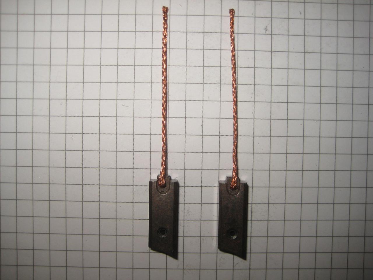 Щетки генератора AB6004 AS 5*8*19.5