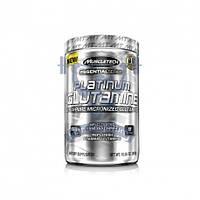 MuscleTech Platinum 100% Glutamine 300г спортивное питание