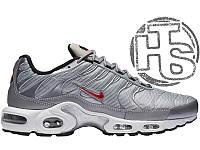 Мужские кроссовки Nike Air Max Plus QS TN/Tuned Metallic Silver Bullet 887092-001 46