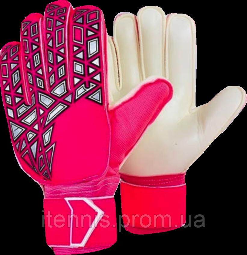 Вратарские перчатки Tiver (p. 8,9,10) c защитными вставками