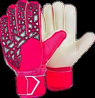 Вратарские перчатки Tiver (p. 8,9,10) c защитными вставками, фото 1