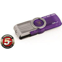 USB флеш накопитель 32Gb DataTraveler 101 G2 Kingston (DT101G2/32GB/DT101G2/32GBZ)