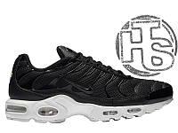 Мужские кроссовки Nike Air Max Plus TN BR Breeze Black/Summit White 898014-001 46