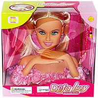 Кукла DEFA 20957. Голова для причесок.