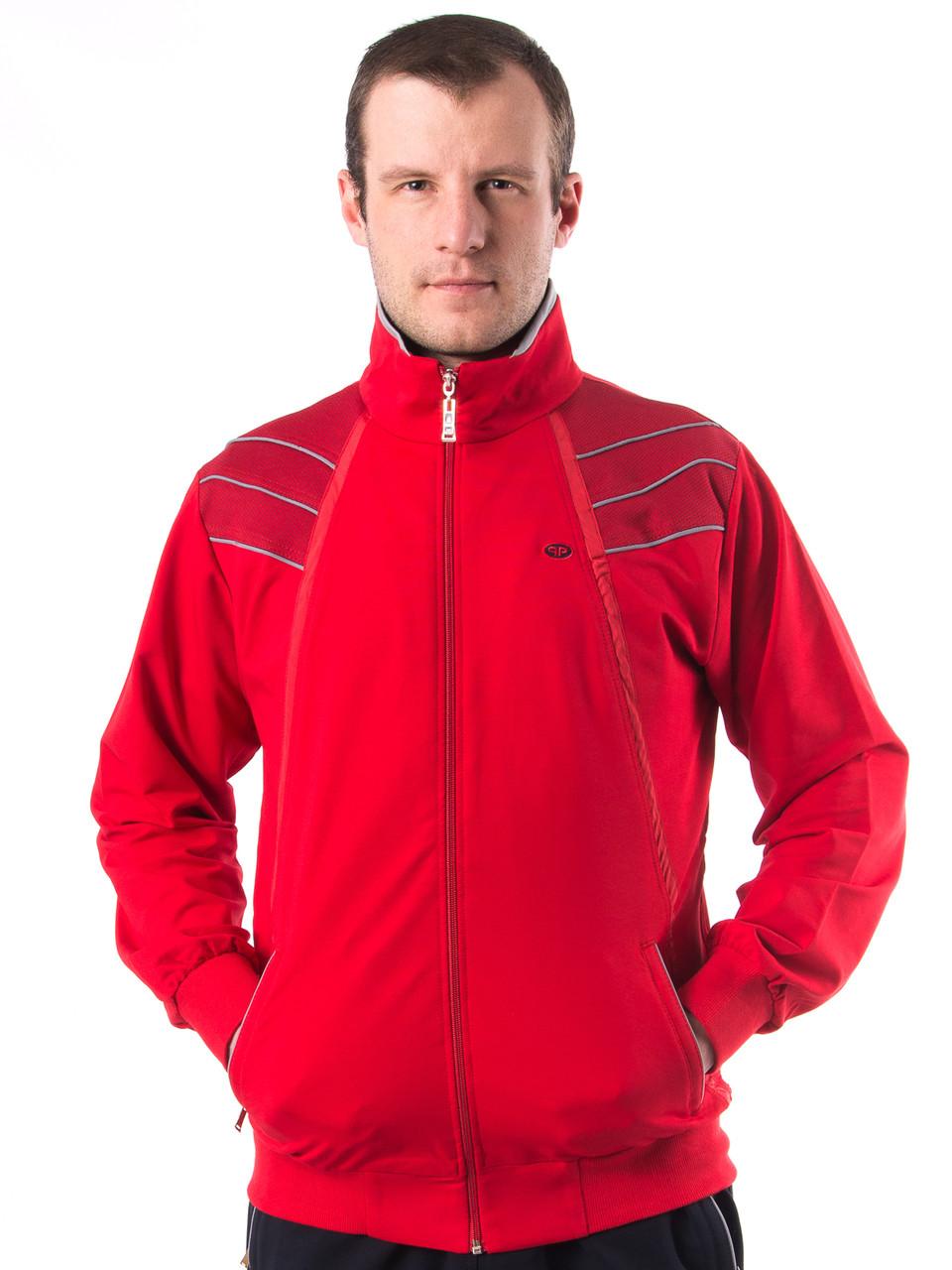 d42cc85d9e5 Мужской красный спортивный костюм трикотаж фабрика Турции т.м. PIYERA 7322