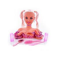 Кукла для причесок детская Defa 20957