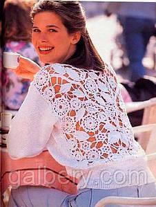 Дизайнерский женский свитер Ирландия