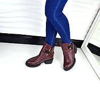 Ботинки демисезон Натуральная кожа + (2 цвета)