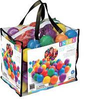 Мячики для сухого бассейна (100 шт) Intex  (49600)