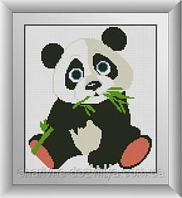 """Набор алмазной вышивки (мозаики) """"Панда"""""""