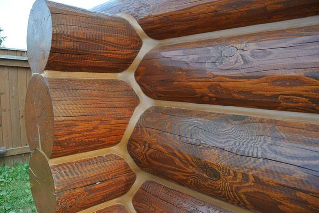 Сопутствующие материалы для покраски деревянных домов