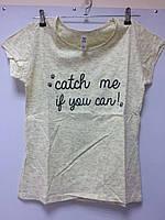 Женские футболки оптом S M L - Турция