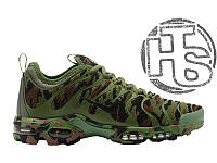 2d26d9159a1a47 Мужские кроссовки Nike Air Max Plus TN Ultra Army Green Camouflage 898015 -022