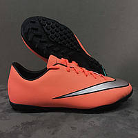 Многошиповки Nike JR Mercurial Victory V TF Оригинал 651641-803