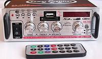 Стерео усилитель звука UKC SN-705U. Акция