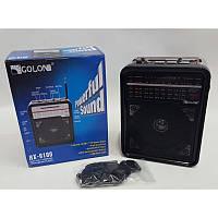 Портативный радиоприемник Golon RX-9100. Акция