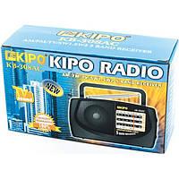 Радиоприемник KIPO RADIO KB 308 AC. Распродажа