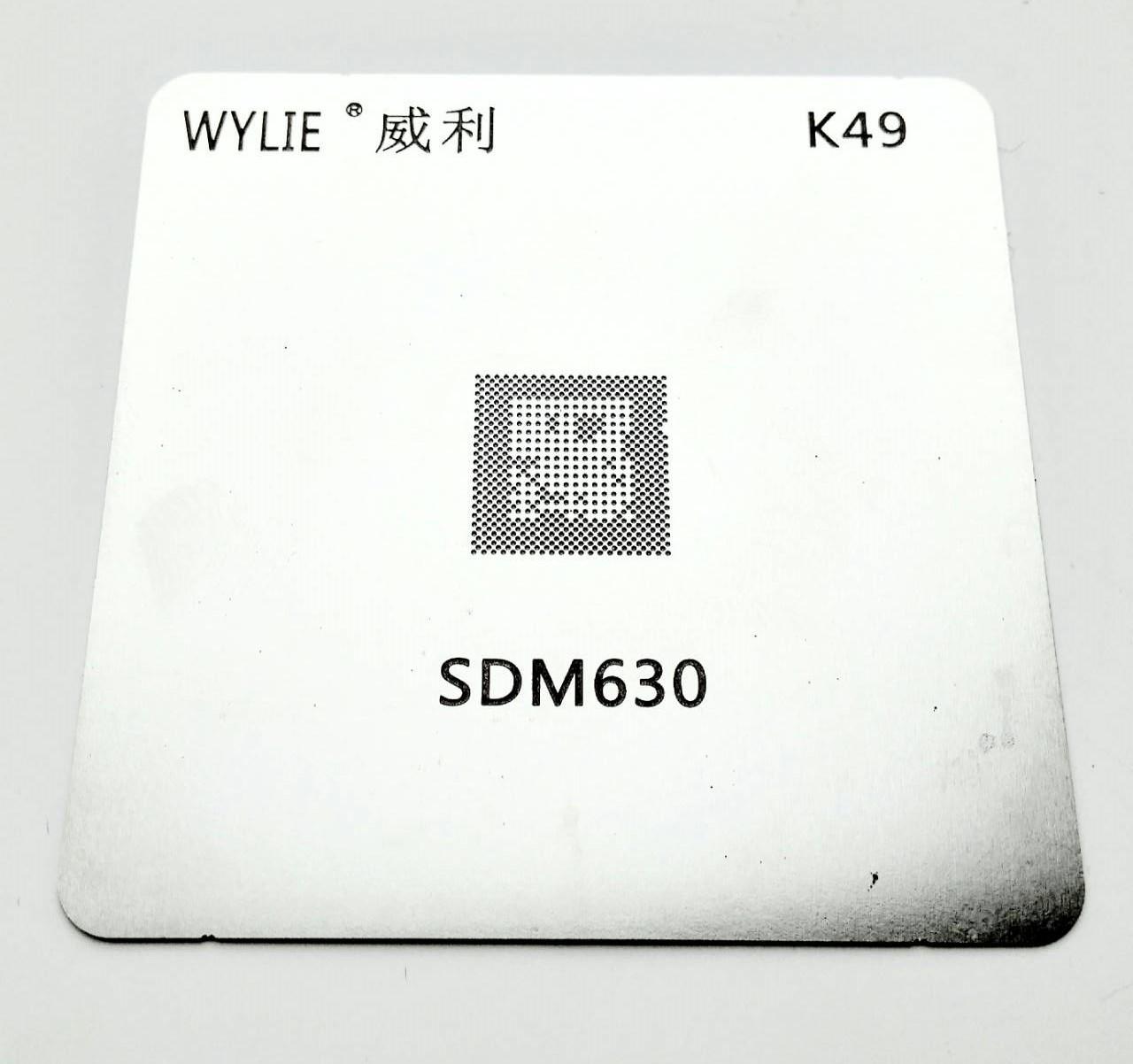 BGA Трафарет Snapdragon SDM630