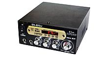 Усилитель звука UKC SN-805U USB+SD+FM+Karaoke. Акция