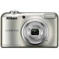 Цифровой фотоаппарат Nikon Coolpix A10 Silver (VNA980E1), фото 1