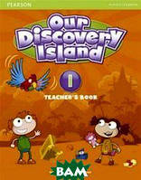 Erocak Linnette Our Discovery Island 1. Teacher`s Book Plus Pin Code