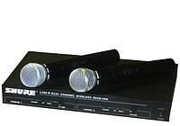 Радиосистема SHURE LX88-III. Акция