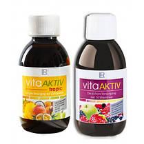 Vita Aktiv LR 150 мл восполняет дефицит витаминов, аминокислот и минералов., фото 3