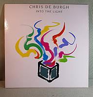 CD диск Chris De Burgh - Into The Light