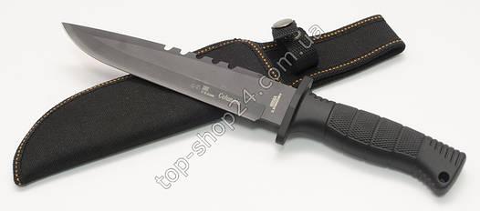 Нож армейский охотничий тактический Columbia USA Спецназ 6658А