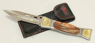 """Нож складной карманный """"корона"""" columbia S 298"""
