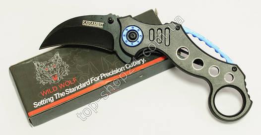 Нож Керамбит / карамбит Wild Wolf  CS:GO складной