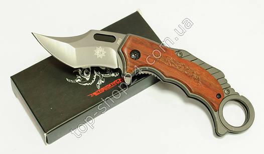 Нож Керамбит Derespina Knives X62 складной Fox knives