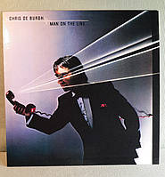 CD диск Chris De Burgh - Man On The Line