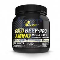 OLIMP Gold BEEF-PRO Amino 300 Таблеток спортивное питание