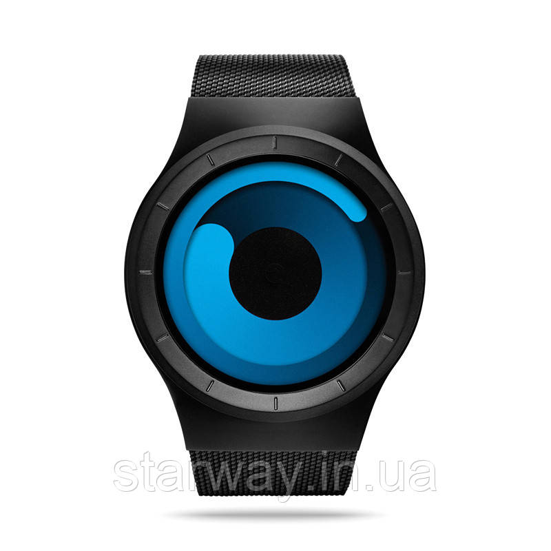 Стильные наручные часы Sinobi Blue